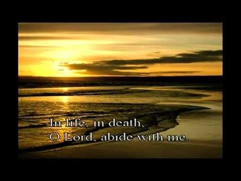"Hymn ""Abide With Me"" by Gospel Harmonica. Lyrics added ..."
