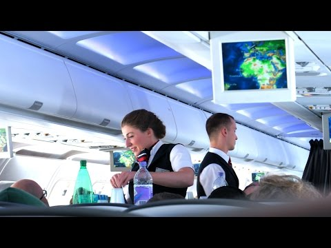 British Airways Flight Experience: BA795 Helsinki to London (Heathrow)