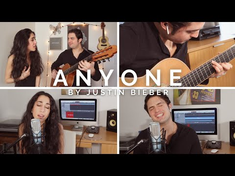ANYONE by JUSTIN BIEBER   Husband and Wife Cover!