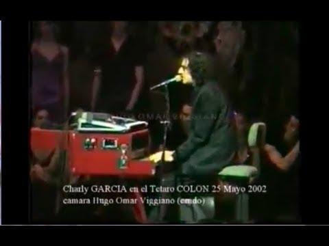 Desarma y sangra - Charly García - Teatro Colón