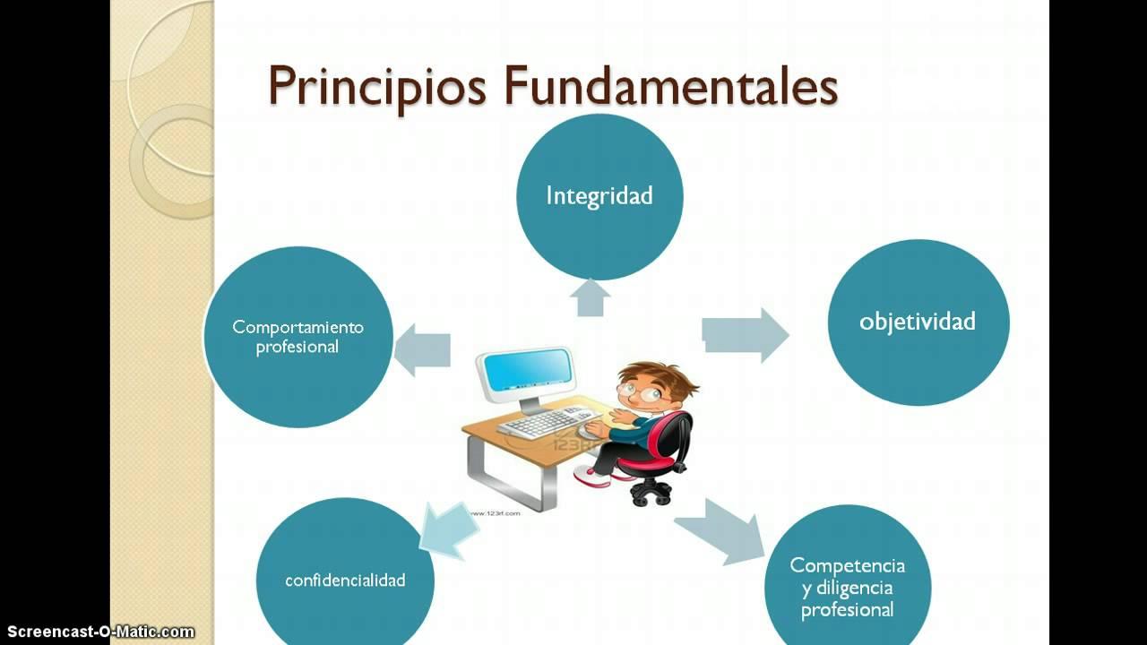 CODIGO DE ETICA PARA PROFESIONALES DE LA CONTABILIDAD-IFAC - YouTube