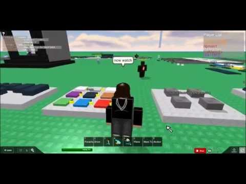 how to build on your place on roblox