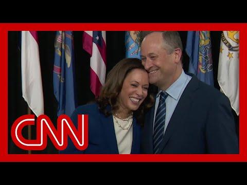 CNN: Who is Kamala Harris' husband, Douglas Emhoff?