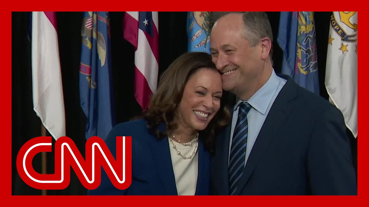 Who Is Kamala Harris Husband Douglas Emhoff Youtube