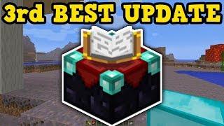 3rd Best Minecraft Update EVER - The FUNDAMENTAL Update