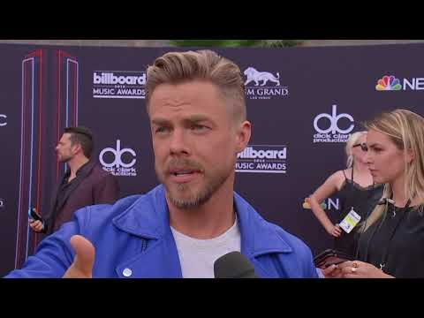 DEREK HOUGH BILLBOARD MUSIC AWARDS LAS VEGAS