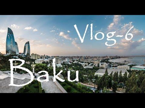 Baku - Funiklor - Dağüstü Park - Highland Park - Şəhidlər Xiyabani - / Azerbaijan - VLOG-6