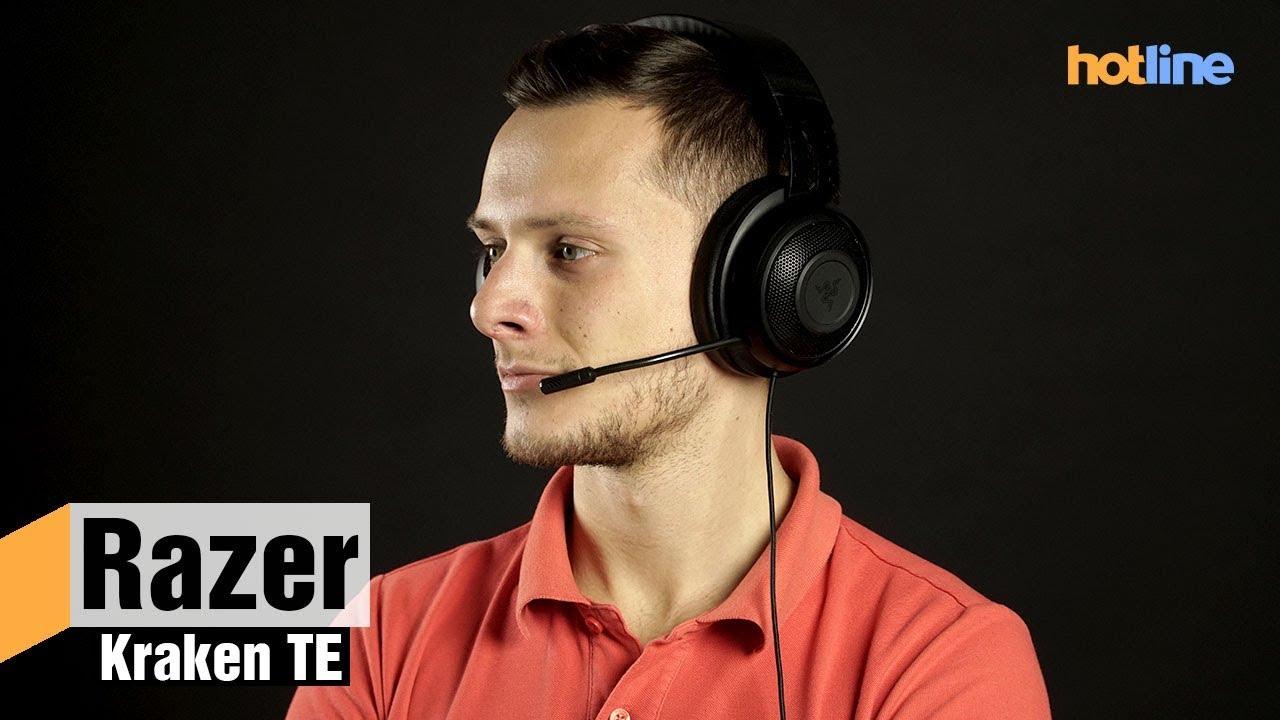 Razer Kraken Tournament Edition — обзор игровой гарнитуры
