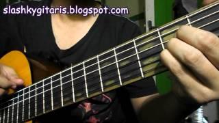 Bagaimana Belajar Kunci Gitar A Mayor Untuk Pemula (recommended)