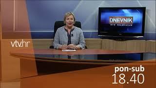 VTV Dnevnik najava 18. srpnja 2018.