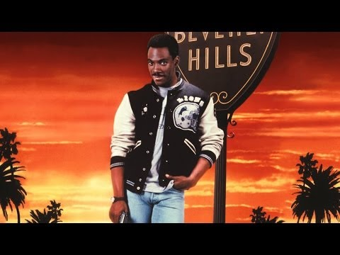 BEVERLY HILLS COP (1,2,and 3) REVIEW