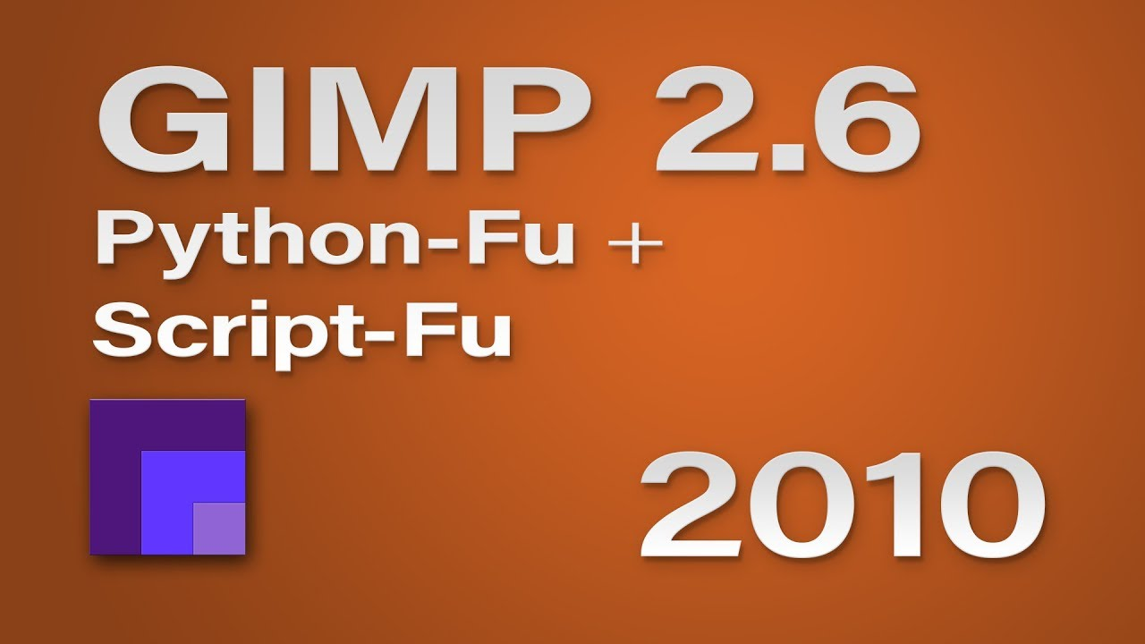Installing Plugins with Gimp - Python and Script Fu Layer Effects - Video  Tutorial