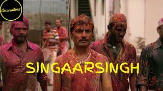 Singaar Singh theme - Petta   Nawazuddin siddqui  Rajiinikanth   CN CREATIONS