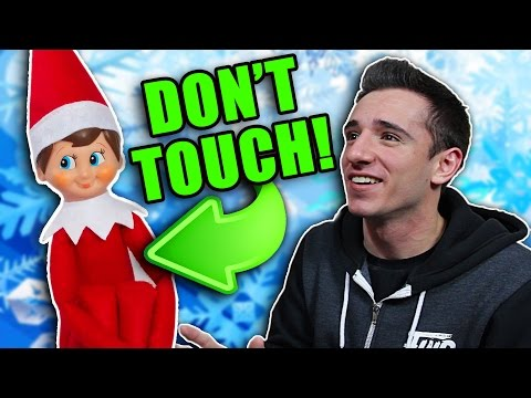 ELF ON THE SHELF IS REAL 2! DON'T TOUCH!
