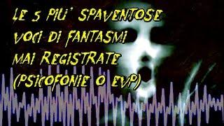 le 5 voci di fantasmi piu spaventose mai registrate psicofonie o evp