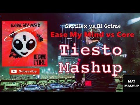 Ease My Mind vs Core - TIESTO UMF MASHUP (MAT Remake)