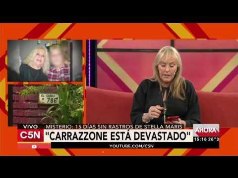 C5N - Sociedad: 15 días sin rastros de la mujer de Carrazzone
