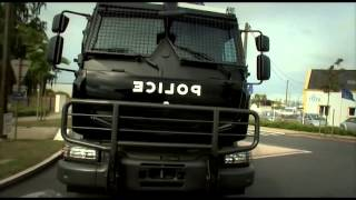 Le MIDS, véhicule Renault Trucks Defense