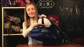 Обзор Школьных рюкзаков ZiBi, модель Pochette