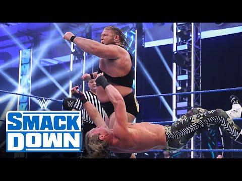 Braun Strowman & Heavy Machinery vs. Dolph Ziggler, Miz & John Morrison: SmackDown, June 12, 2020