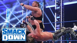 Braun Strowman & Heavy Machinery vs. Dolph Ziggler, Miz & John Morrison: SmackDown, June 12, 2020