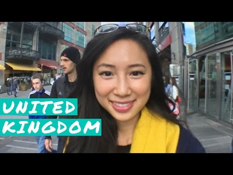 Let's Explore The UK! (Travel Vlog)