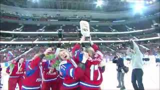 ЧМ по хоккею 2013 (женщины) / Финал / Россия - Финляндия (2-0)(2013 IIHF Women's World Championship / Final / Russia - Finland (2-0), 2014-12-31T22:09:01.000Z)