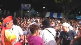 アースデイ東京2009のファイナルは、喜納昌吉さんとチャンプルーズのス...