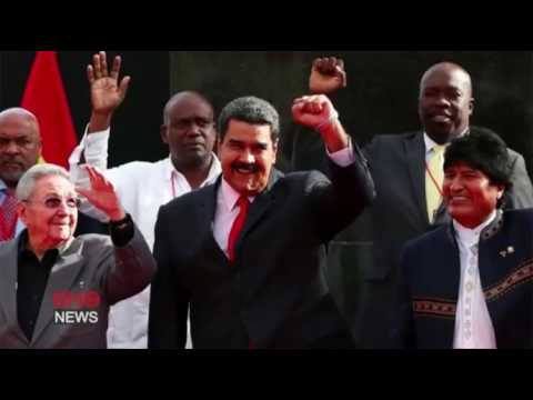 Venezuela's Supreme Court strips Congress of power