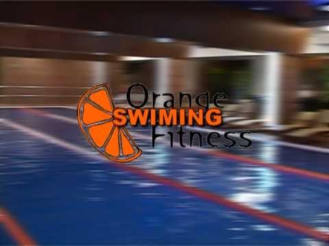 Orange Fitness Swiming