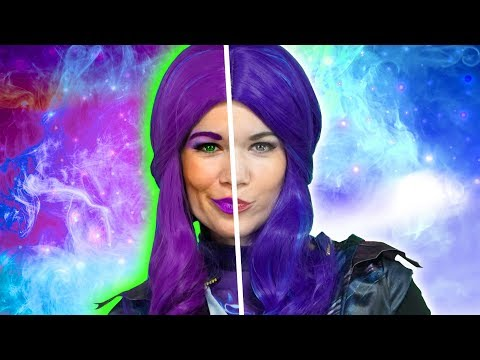 DESCENDANTS 3 MAL TURNS BAD? Mal Dad Hades Teams up with Queen of Mean Part 1 Totally TV