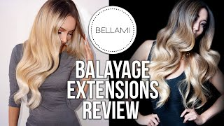 Bellami Balayage Guy Tang Extensions Review! Thumbnail