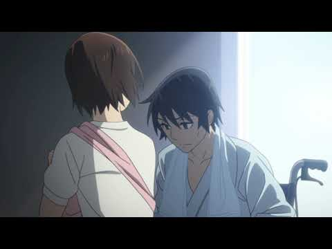 Erased - Satoru Meets Kayo After Waking Up From Coma 😓