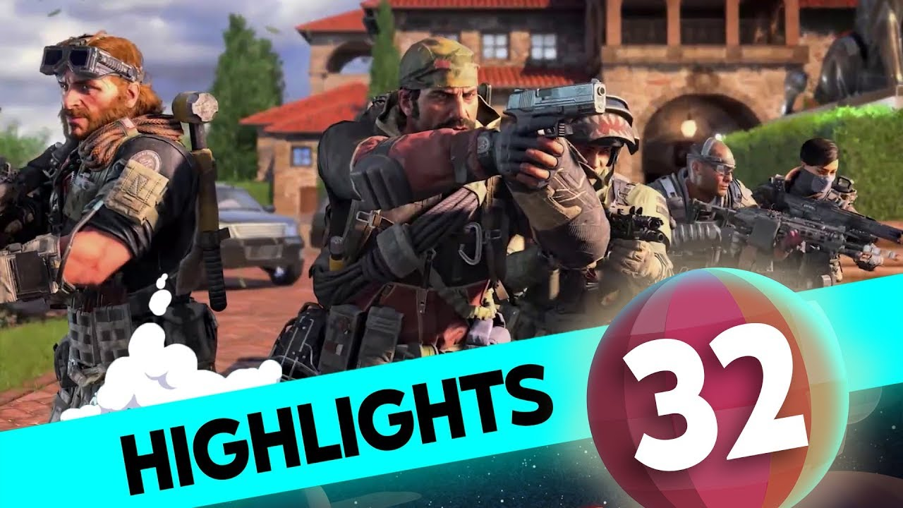 Call of Duty Black Ops 4 - Beta, Left 4 Dead 2, Comedy Night, Final Table | Highlights KW