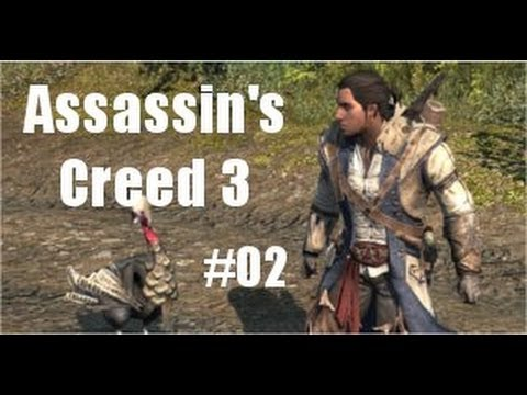 Assassins Creed 3 - Part 2 - The delights of an ocean voyage