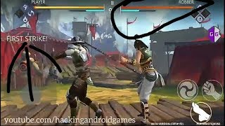 Shadow fight 3 hack with game guardian