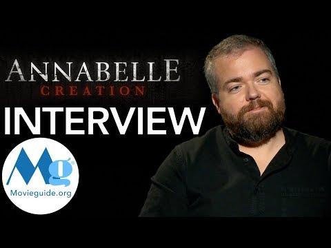ANNABELLE: CREATION : Stephanie Sigman & David Sandberg