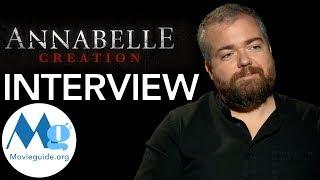 ANNABELLE: CREATION Interview: Stephanie Sigman & David Sandberg