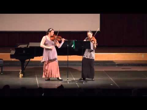 MWF Highlight 11: Prokofiev Sonata for Two Violins