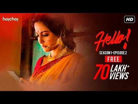 Hello (হ্যালো) | S01E02 | The Number Is Blocked | Bengali Webseries | Hoichoi