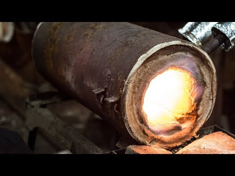 Gas Forges for Knife Making - Everything You Need to Know!