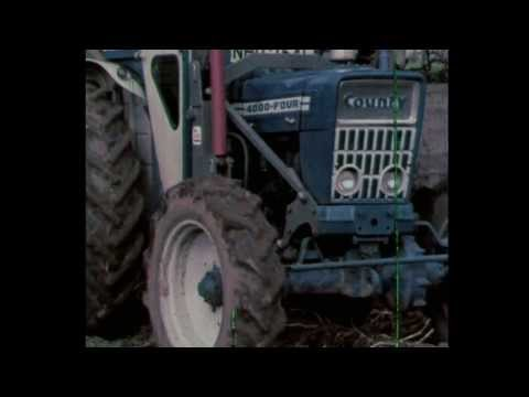 They Breed them Tough! - The Story of County Tractors (Trailer for DVD)