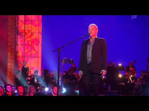 Sting in Moscow - Russians (LIVE)