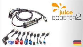 Quick Overview: JUICE BOOSTER 2 (DE)