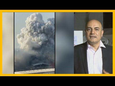 -هذا ليس انفجارا طبيعيا-.. مذيع الجزيرة حسن جمول يعلق على حجم الدمار الذي وجده بعد وصوله بيروت  - نشر قبل 2 ساعة