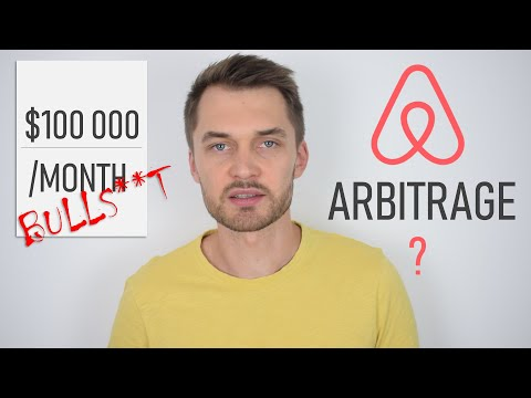 Debunking Airbnb Arbitrage Business - How profitable and risky is it?