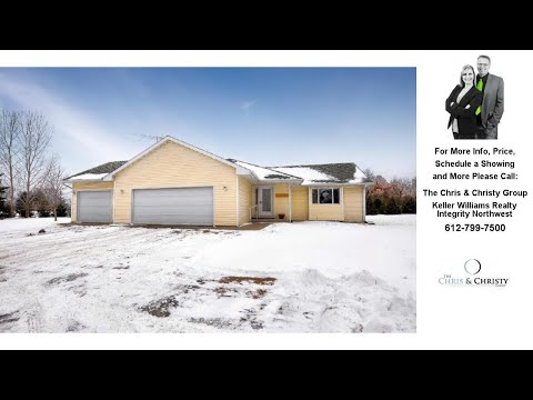 13324 308th Avenue, Princeton, MN Presented by The Chris & Christy Group.