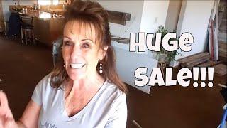 Huge Semi Annual Sale With Linda's Pantry