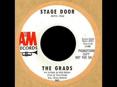 Grads (Sandpipers) - STAGE DOOR  (1966)