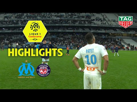 Marseille Toulouse Goals And Highlights